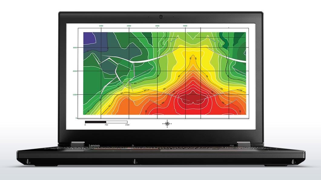 Lenovo ThinkPad P50, 20EQS4RV00, I7-6700HQ, 15 6″ FHD TOUCH, 512GB SSD,  16GB, M1000M-4GB, LTE, W10P64, 4YOS+PREM